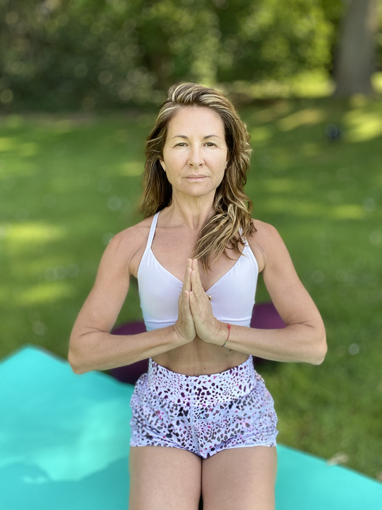 Georgie Pincus Yoga in Ascot
